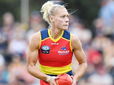 Crows sweat on superstar Phillips before AFLW GF against Lions