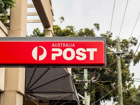 Regional banking secured at Australia Post