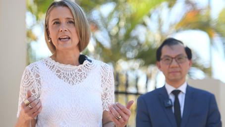 Parachuting Kristina Keneally into Fowler was a big mistake