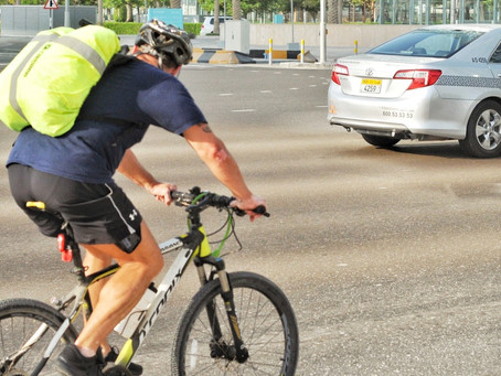 Victoria the last to force safe passing distance for cyclists