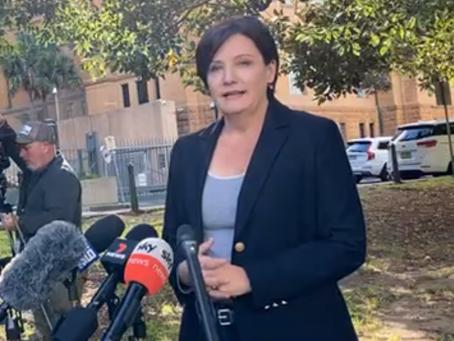 Jodi McKay steps down as NSW Opposition Leader