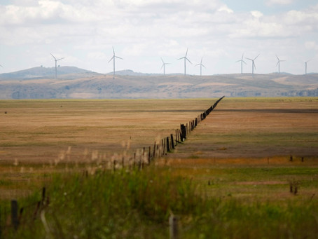 AGL faces big fines over 2016 wind farm failure