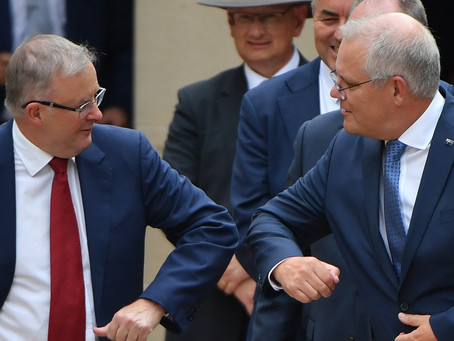 Morrison neutralises Labor's attacks