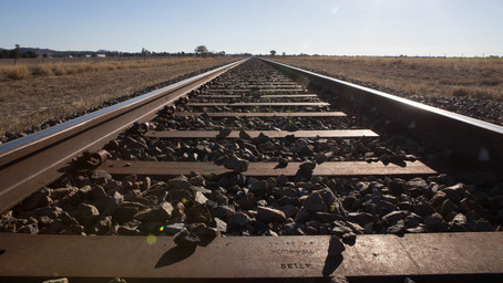 On a rail to nowhere, or has Barnaby seized the engine?