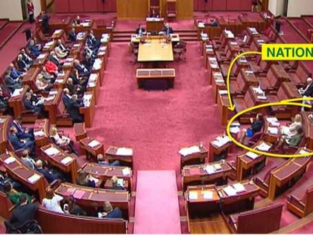 Nationals senators pushing Murray-Darling Basin Plan changes