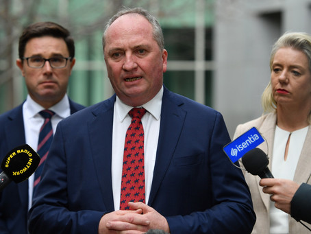 Barnaby Joyce returns to Nationals leadership, to become deputy PM