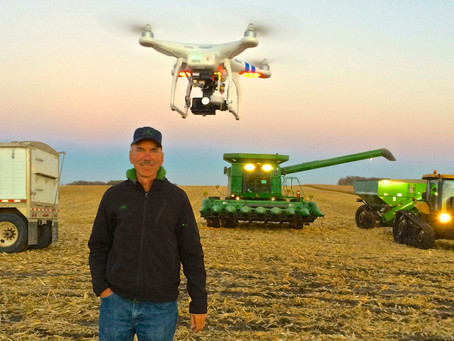 Picking up the slack - the rise of the machines in agriculture