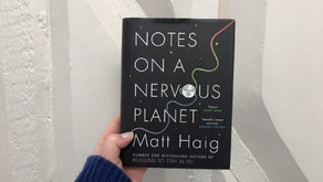 Book review: Notes on a nervous planet by Matt Haig