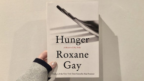 Book review: Hunger by Roxane Gay