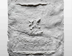 White Page (detail)