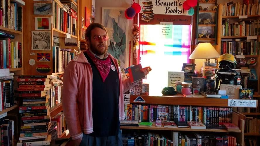 The Vision for Bennett's Books