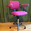 Thumbnail: Well dressed 1980s office chair