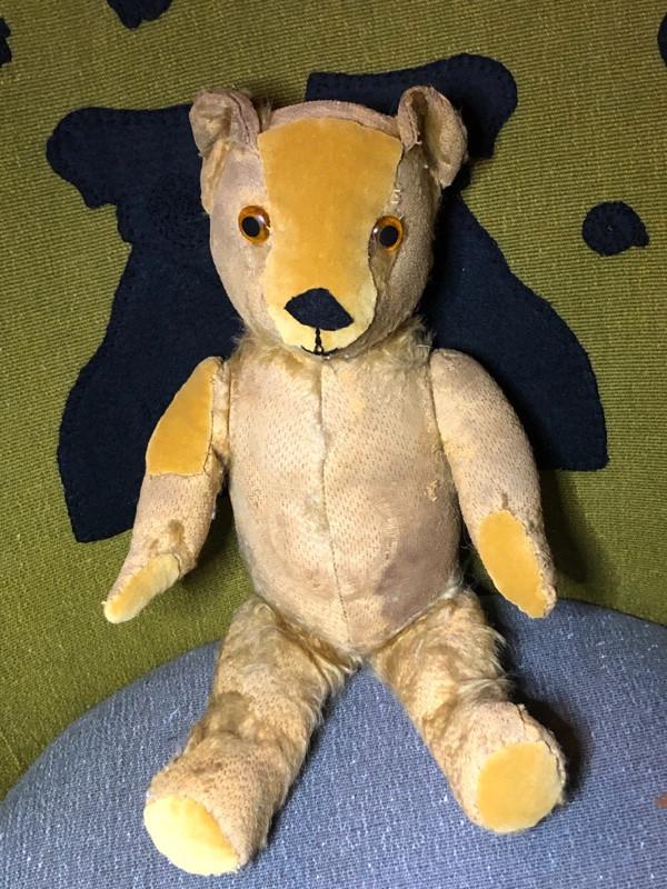 Teddy repairs