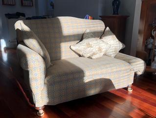 Settee or sofa!