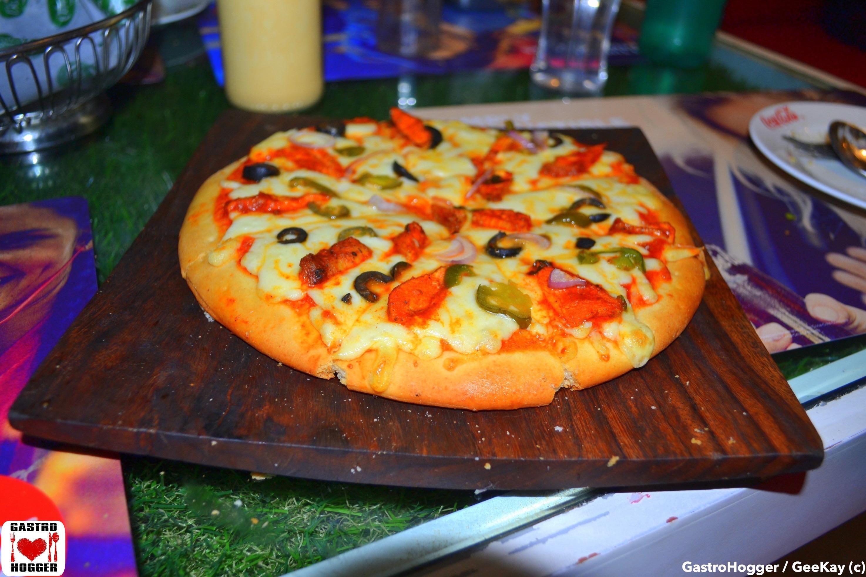 Love Attack Pizza