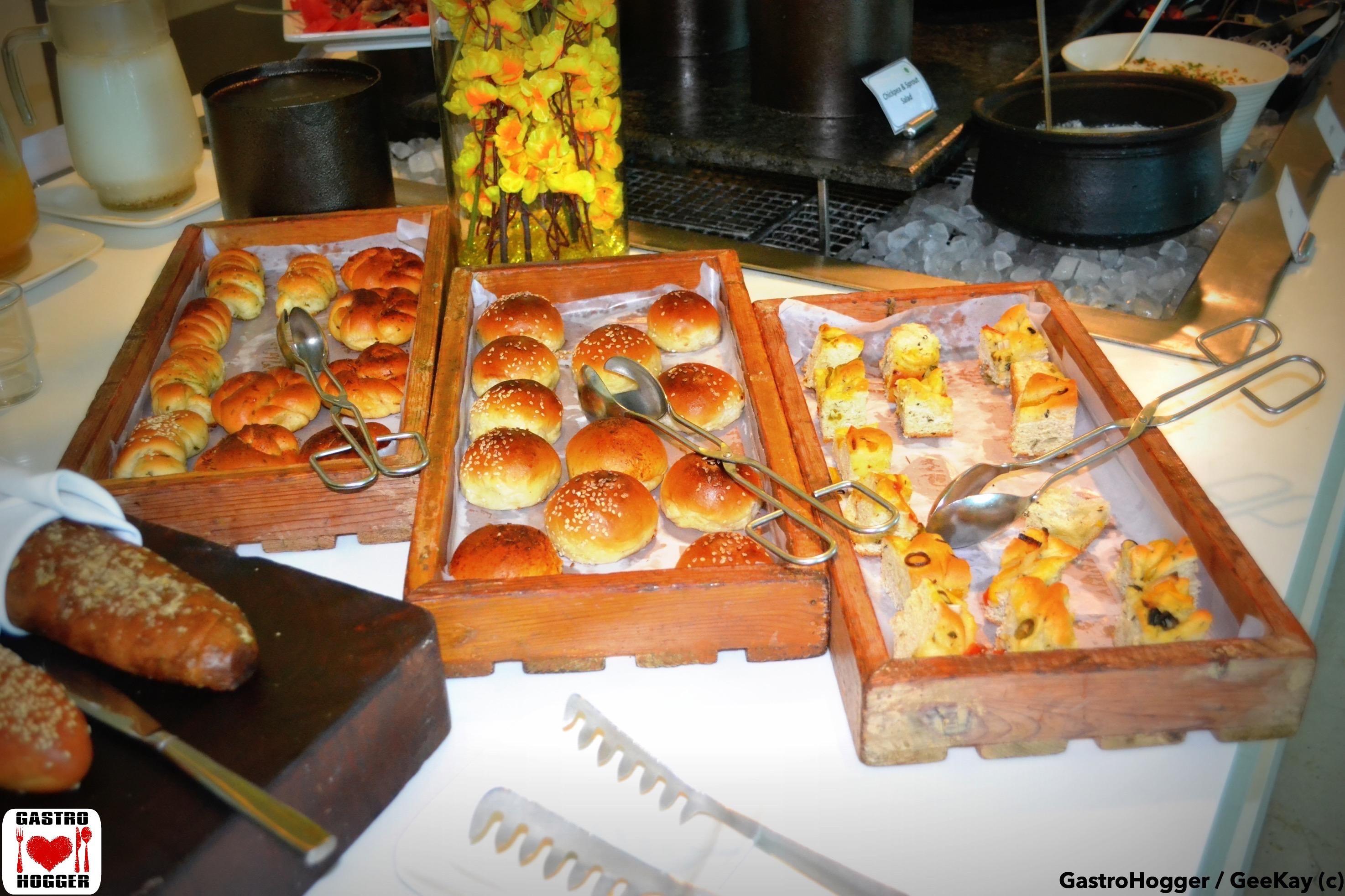 Breads Platter