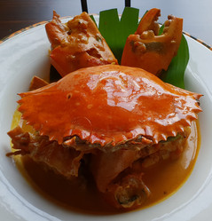 Allepey Crab Curry
