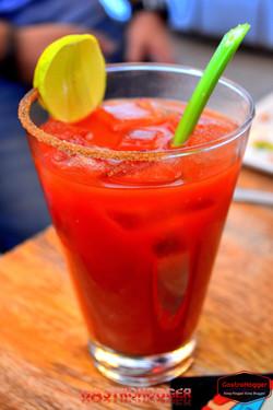 Bloody Mary Twist