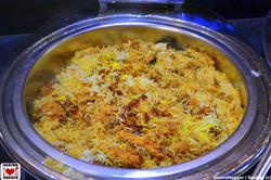 Hyderabadi Dum Murgh Biryani