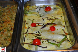 Spinach & Cottage Cheese Lasagne