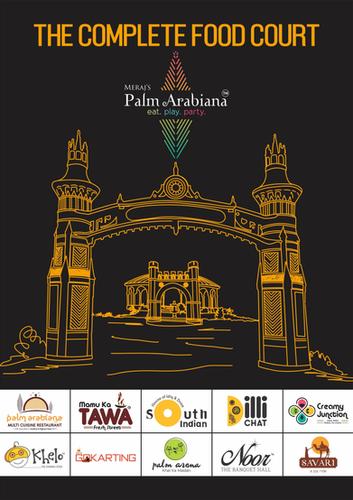 Palm Arabiana - Food Stalls