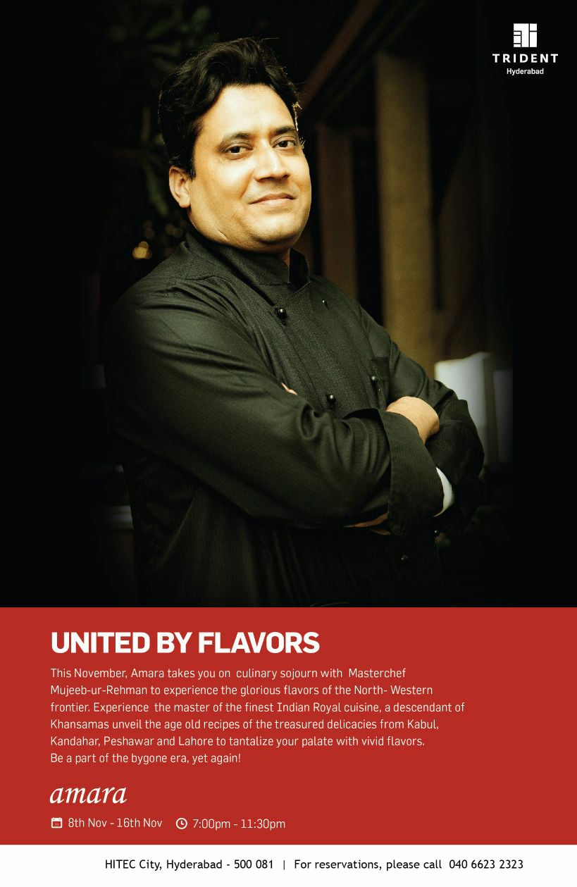 United by Flavors Festival @ Trident