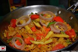 Kabis Goreng (Cabbage)
