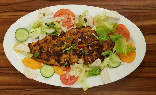 Harissa Fish