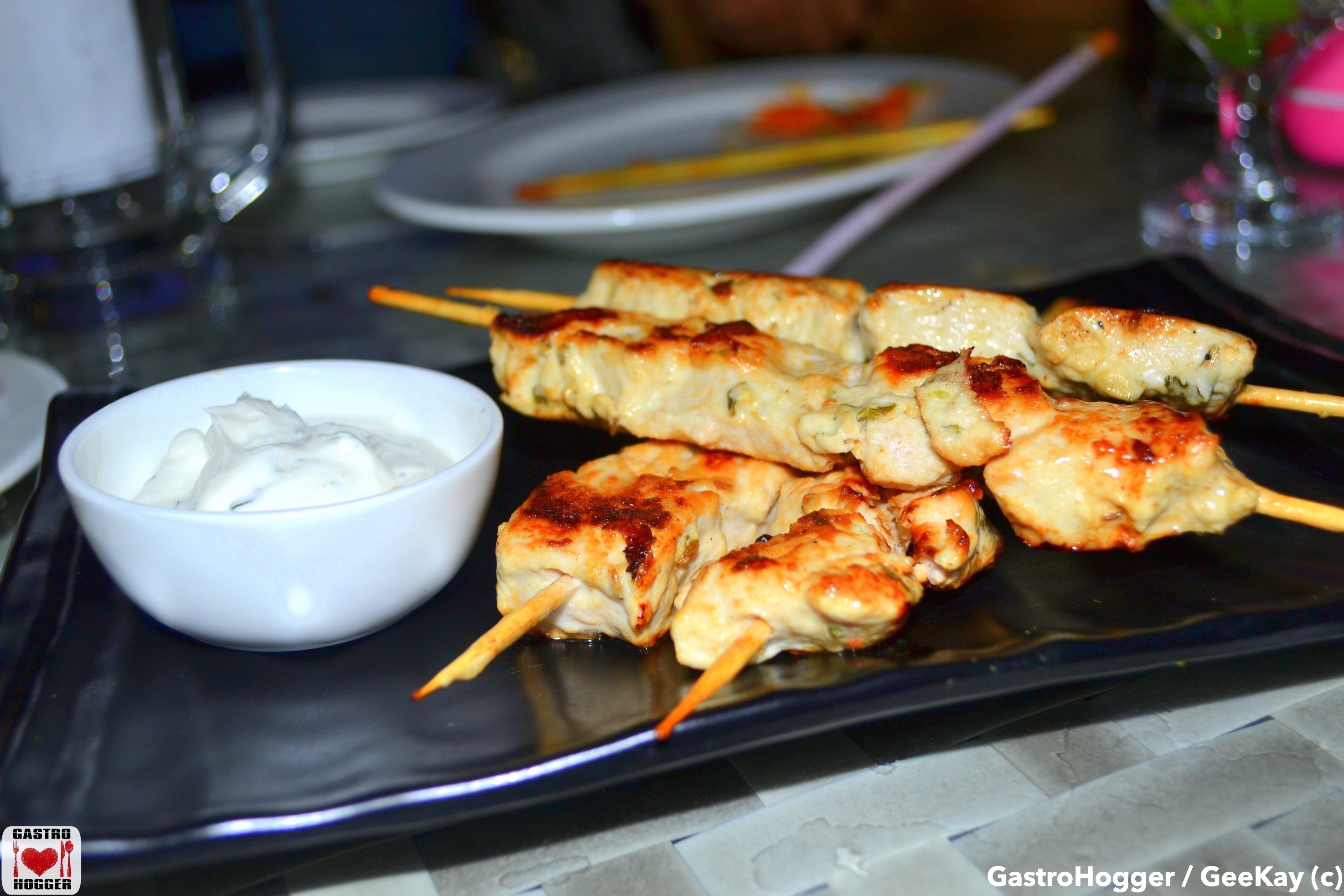 Lebanese skewered shish tour