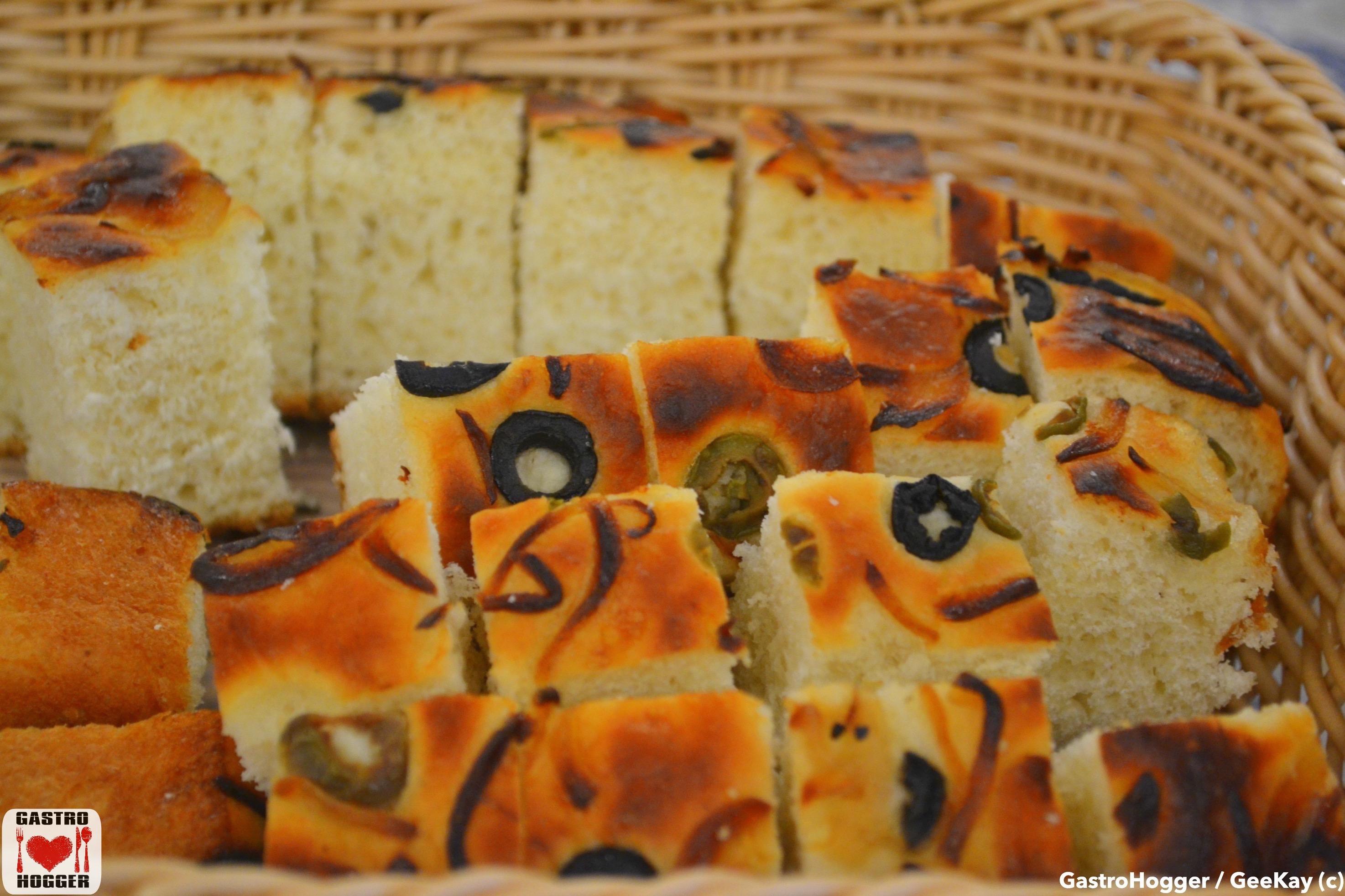 Olive Jalapeno Bread