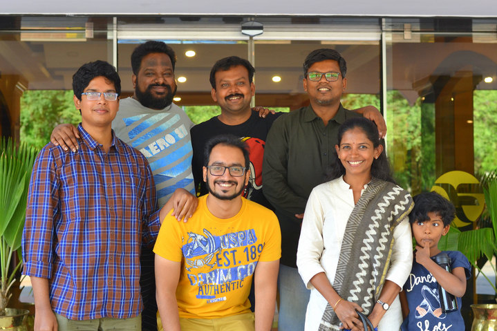 Us with FDO Team (Buddies)