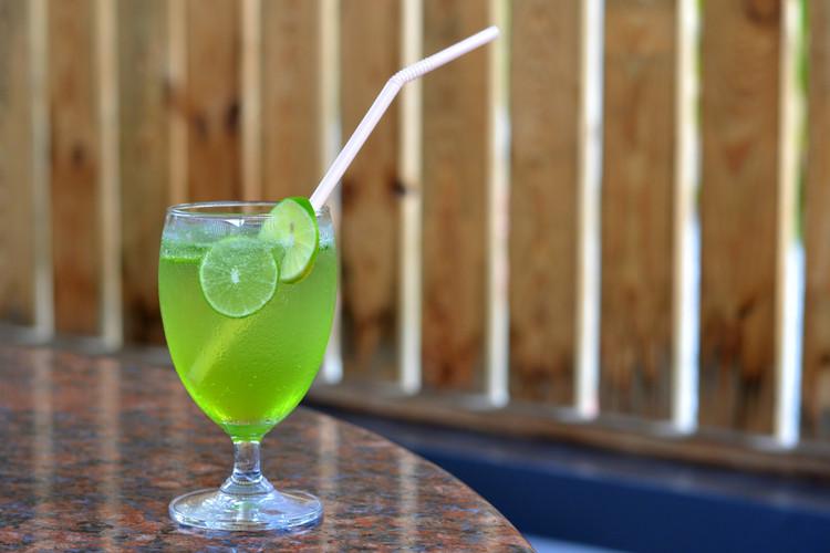 Mint Lemon Cooler
