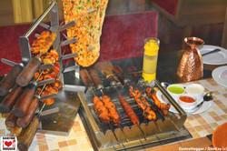 Taulia Naan with DIY BBQs