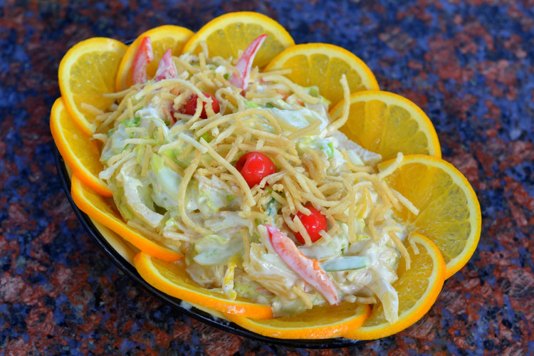 Summer Noodles Salad