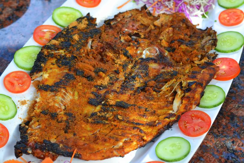 Samak Al Iraqi (Full Fish)