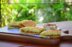BMT Kulcha Sandwich