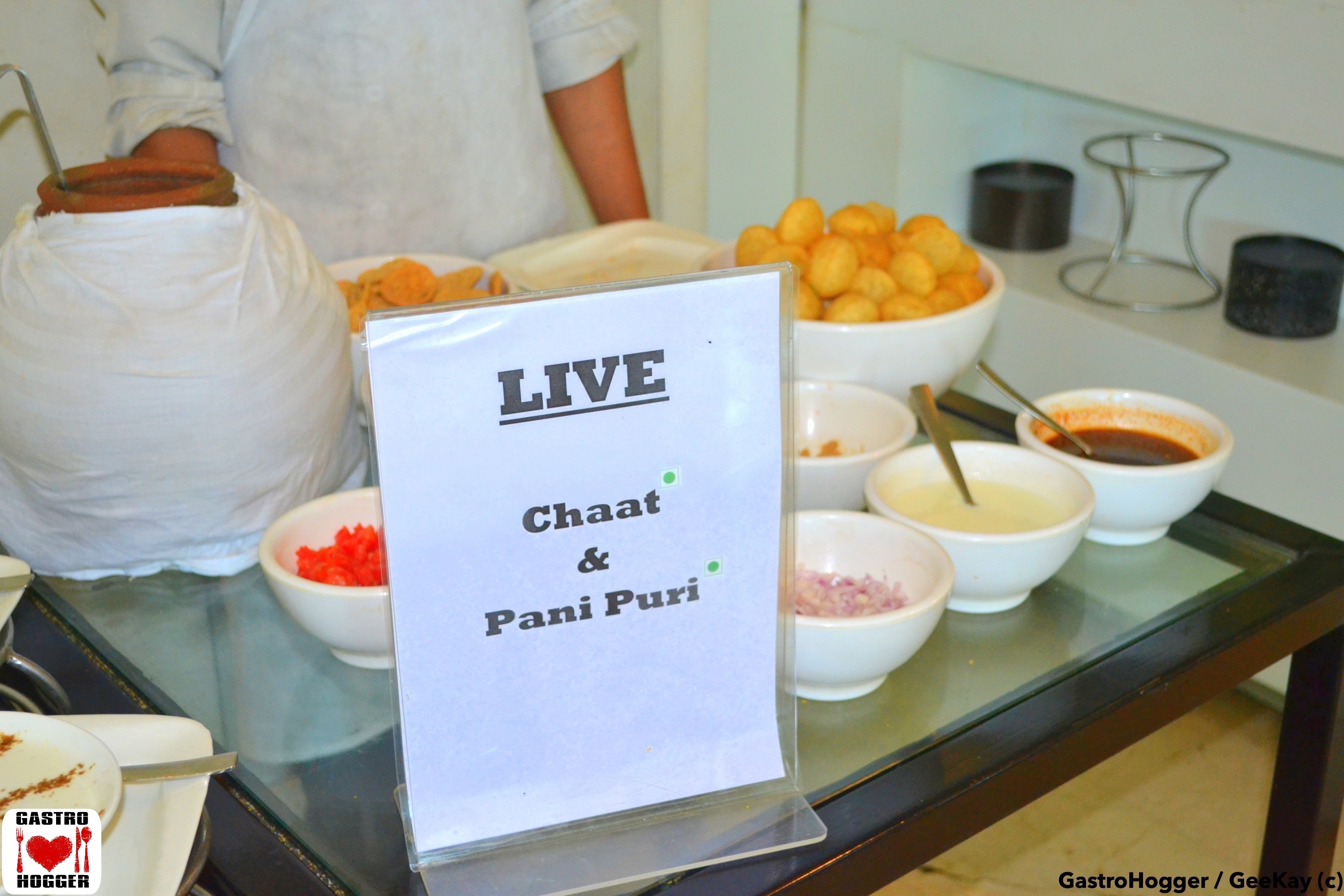 Live Chaat Section