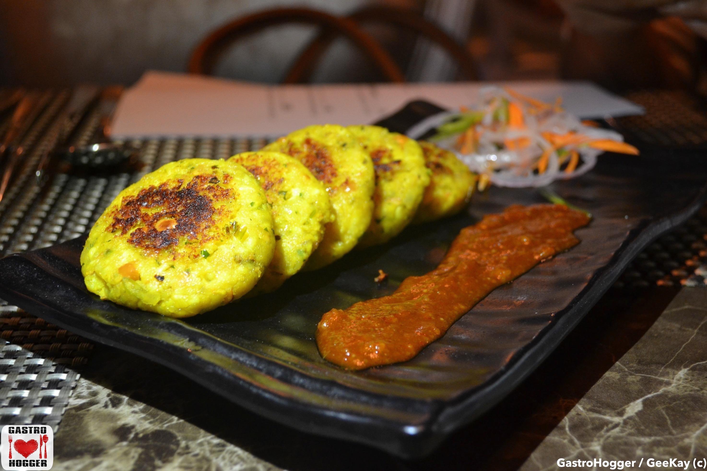 Kesai Punjabi Chownk Ki Tikki