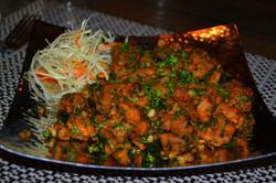 Mushroom Tawa Fry