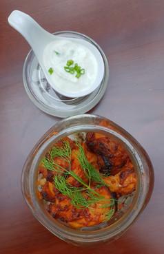 Paprika Chicken Tikka