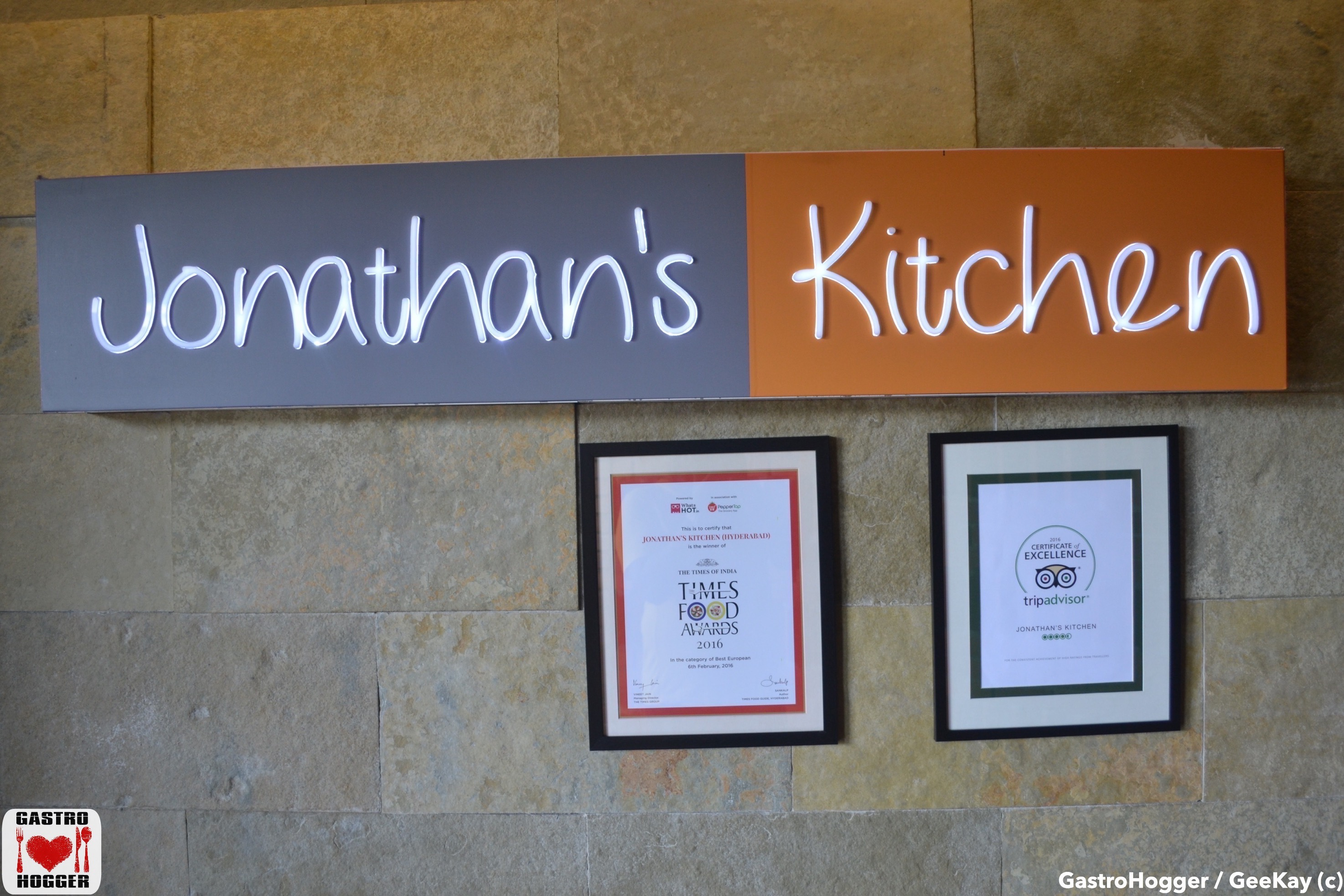 Jonathan's Kitchen