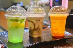 Trio Drinks