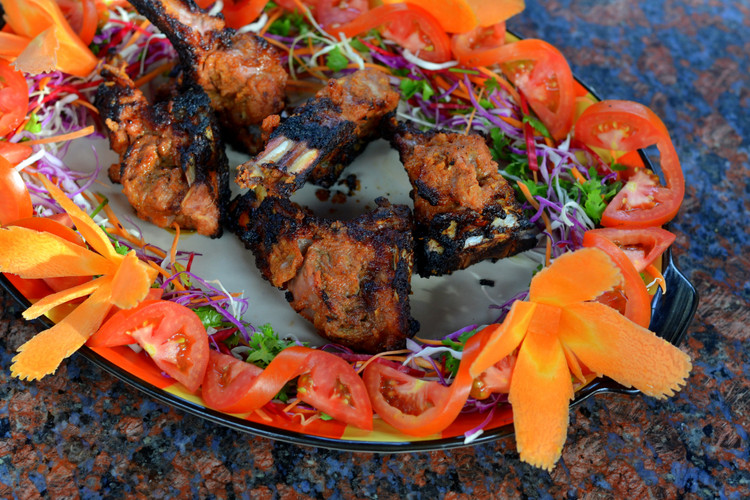 Mutton Choppan