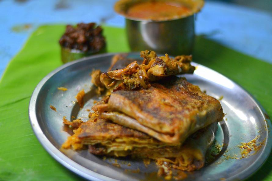 Ashok Mutton Stall - Mutton Ceylon Parotta