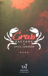 Crab Factory @ Spice Junxion