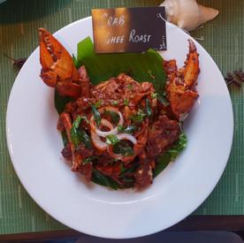 Crab Ghee Roast
