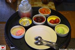 desserts array