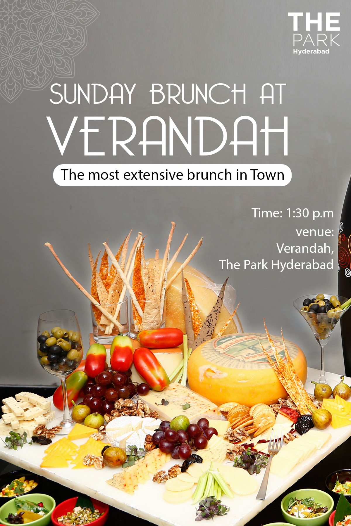 The Park Hotel - Sunday Brunch