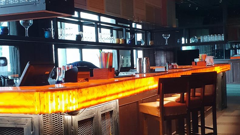Classy looking bar