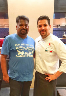 One with Chef